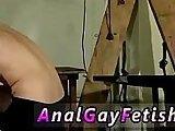 anal, bondage, brownhair, deepthroat, domination, fetish, gay, masturbation