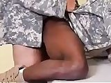 anal, army, black, blow, blowjob, cock, gay, job