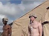 army, big cock, blow, blowjob, cock, gay, job, outdoor