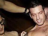 bareback, gangbang, gay, horny, muscle, party, sex, worship